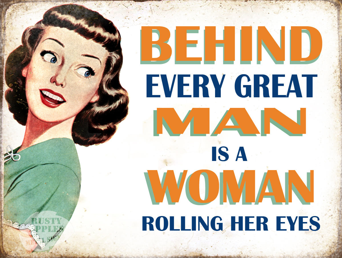 Why A Great Woman Is Behind Every Great Man