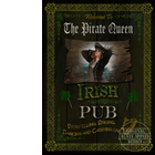 The Pirate Queen   Pub Sign