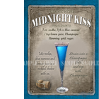 Midnight Kiss Cocktail