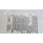Easter Rising Original The Times Newspaper 3rd May 1916