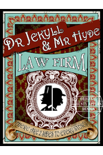 Dr Jekyll & Mr Hyde Law Firm