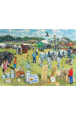 60's Country Show Plough Horses