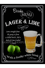 Lager & Lime