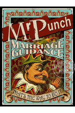 Mr Punch Marriage Guidance