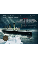 Titanic Penny Coin Set