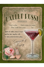 Ballet Russe Cocktail